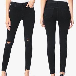 Joe's Jeans Charlie High Rise Skinny Ankle Denim
